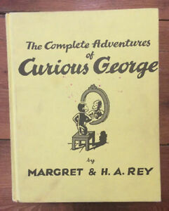 COMPLETE ADVENTURES OF CURIOUS GEORGE - $5 London Ontario image 1