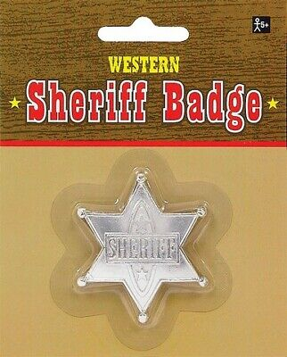 Halloween Costume Accessory Western Sheriff - Western Sheriff Costume Men