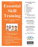 Free Literacy and Essential Skills Training