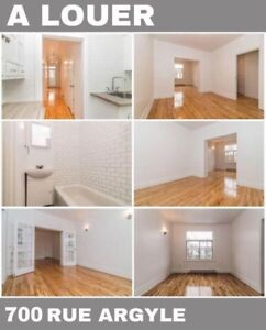 Verdun - Large 4 1/2 Renovated - Available Now