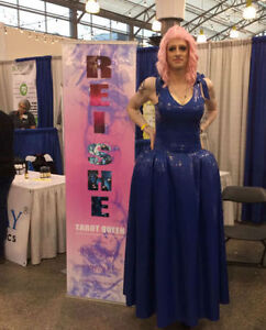 Rei-She Psychic DRAG QUEEN for Events / Parties etc Edmonton Edmonton Area image 4