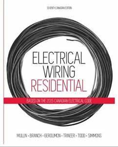 Electrical apprenticeship books Humber & Sheridan college