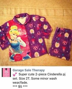 Girls sleepwear sets || Size 2T