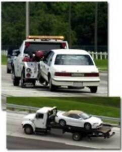 Towing service& cash for junk unwanted accident old cars Strathcona County Edmonton Area image 1