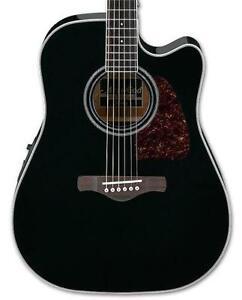 Guitare acoustique Ibanez AW70ECE
