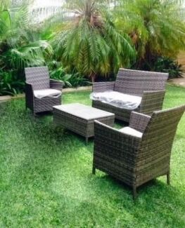 Outdoor rattan daybed | Other Furniture | Gumtree Australia Perth City