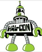 Hal Con SOLD OUT Saturday pass!