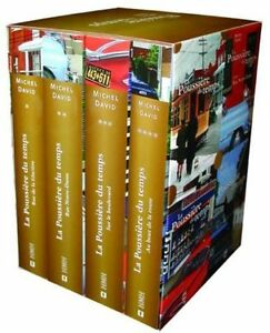 Michel David - Coffret 4 Tomes