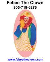 Febee The Clown Face Painting & Balloon Art Burlington/Oakvillle