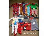Boys clothes bundle 9-12months(Next,M&s..)