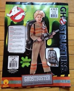 Ghostbusters Costume Girls Size 12-14 $15