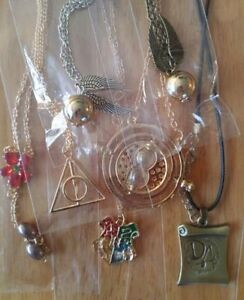 Harry Potter Necklaces- SEVEN KINDS