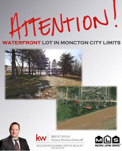 Beautiful 1.26 ACRE Waterfront Building Lot on the Salisbury Rd!