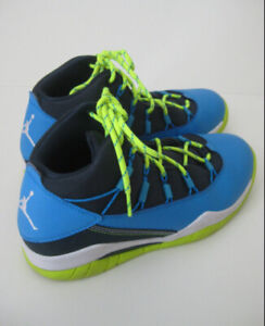 NIKE AIR JORDAN BASKETBALL SHOES BOYS SIZE 5Y *GREAT CONDITION*