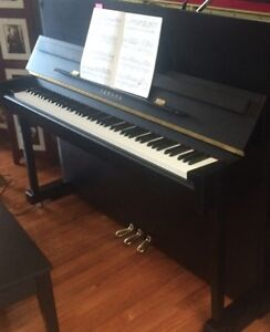 Piano/Theory Lessons in Belle River/Emeryville Studio!