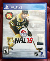NHL 15 comme Neuf sur PS4