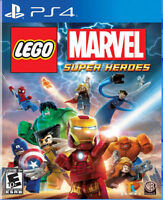 Lego super heroes PS4