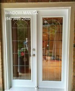 French Garden Door Patio  supplier and installer