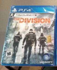 Tom Clancy: The Division PS4