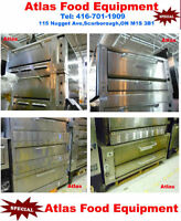 Brand New & used Pizza Equipment at low, low prices