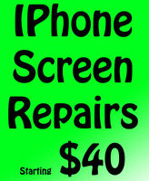 Professional iPhone Repair