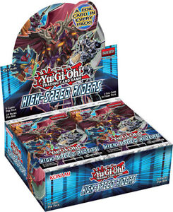 High-Speed Riders Booster Boxes & Packs