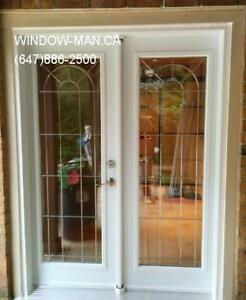 Garden Patio Door French  modern or traditional Design
