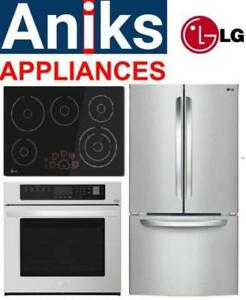 https://aniks.ca/ LG LFD22786ST 30 Inch, 24 cu. ft. French Door Refrigerator with