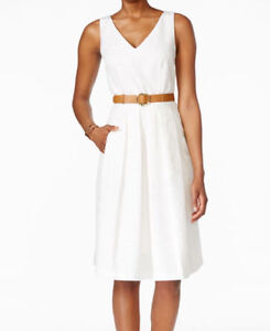 Brand New With Tags White Dress Windsor Region Ontario image 1