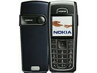 NOKIA 6230 MOBILE PHONE UNLOCKED SIM FREE, GOOD CONDITION