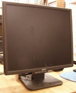 Monitors - 2 computer monitors and accessories - NEW price