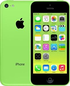 IPHONE 5C Green Rogers no SIM 16GB