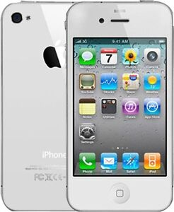 iPhone 4 8GB in White Telus / Koodo - Excellent Condition!