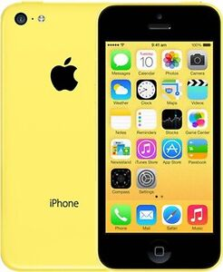 iPhone 5c - less than a year old