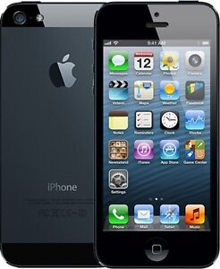 Apple iPhone 5 16  GB   4G/LTE, 8Mp Camera, Smartphone Refurbished   available at Ebay for Rs.14499