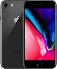 Apple iPhone 8 64GB Space Grey, Vodafone