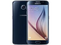 Samsung Galaxy S6 32GB Black Sapphire - Unlocked