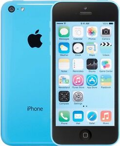 iPhone 5c 16gig in the colour blue for sale