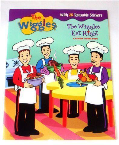 Wiggles Book eBay