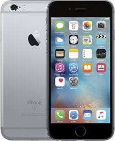 iPhone 6s silver grey 128 gb unlocked