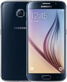 SAMSUNG GALAXY S6 32GB UNLOCKED MINT CONDITION BOXED £200 O.N.O