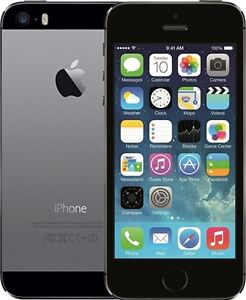 iPhone 5s 16 GB Unlocked (Gray), Only $ 350 (Firm Price)