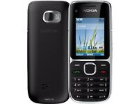 Nokia C2-01 open to all networks ***Like Bradnew condition*** very strong nokia phone***