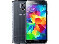 Samsung Galaxy S5 Black (Unlocked) Smartphone - Good Condition