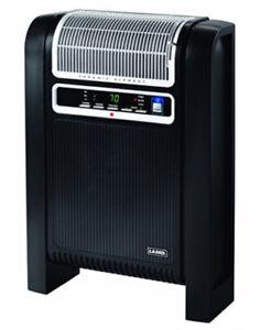 Black Ceramic Heater with Remote Control