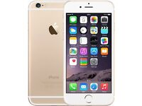 APPLE IPHONE 6S GOLD 64GB UNLOCKED WITH USB CABLE COLLECT NOW! ONLY 360, NO OFFERS OR TEXTS