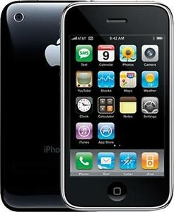 100% FONCTIONNEL APPLE IPHONE 3GS 16GB FIDO WIFI TOUCHSCREEN 4G MUSIC GSM iOS CAMERA ITUNES BLUETOOTH GPS MUSIQUE 5HRS