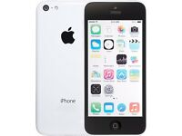 Apple iPhone 5C 16GB White Good Condition Vodafone Network