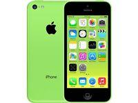 iPhone 5c green unlocked
