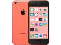 Iphone 5C -unlocked available now